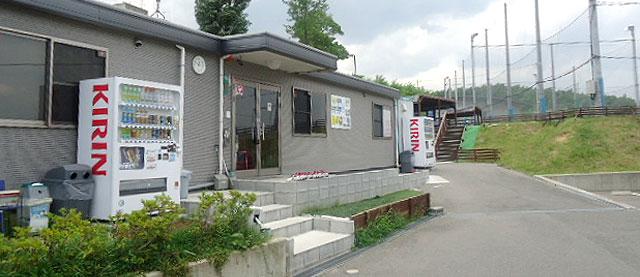 ケルビトフットサルクラブのクラブハウス