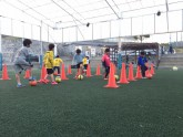 ボールタッチ練習1