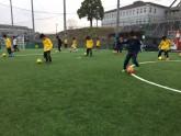 ボールタッチ練習2