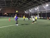 ボールタッチ練習3